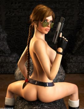 Xxx Lara croft
