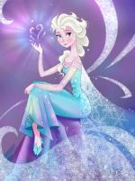 Elsa by Evelyn2d