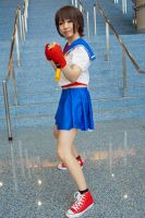 Sakura - Anime Expo 2012 by EriTesPhoto