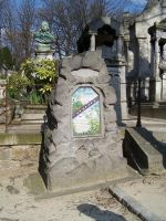 Pere Lachaise 23 by MerkabahStock
