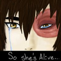 She's alive...? by Rosey337
