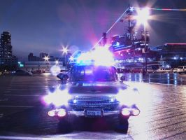 1959 Cadillac Superior Ecto-1 Replica - BLIND! by Boomerjinks