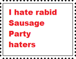 Stop hating on Sausage Party by Paula712