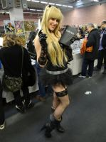 Misa Amane (Death Note) - Cos-Mo 2014 by Groucho91
