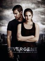 official Movie Poster for Divergent by JohnathanMorgenstern