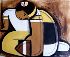 steelers football player by TOMMERVIK