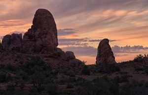 sunrise on sandstone by ariseandrejoice