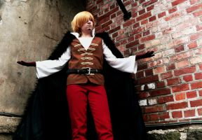 Sanji - Film Z by ReBeXeN