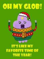 LSP christmas card 1 by Polynesiangirl