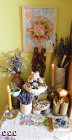 Altar update by LoveLiveLilith