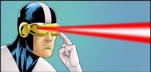 X-Factor Cyclops Blasting by Buzz-On