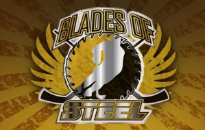 Blades of Steel background by JediKnight14
