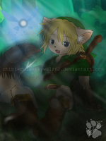 The Legend Of Zelda: Link Furry  by Chibi-Cola-SkyWolf62