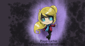 Playerbarbie-FanArt by danituco