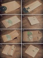 making your own CD Case by vanityAtTached31