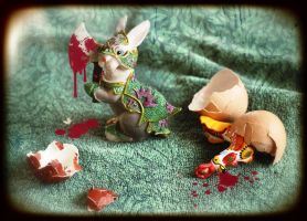 unHappy Easter 1 by miss-Alienation