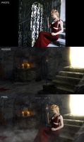 Woman in Red X - compilation by Avenegerc47