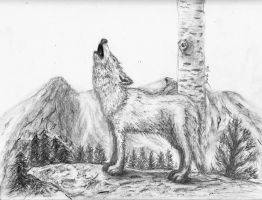 Howl by SanguineEpitaph