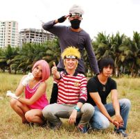 Team 7 Cosplay Philippines by greatestsensei