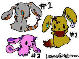 Adopts: CLOSED by Angelicadoptables