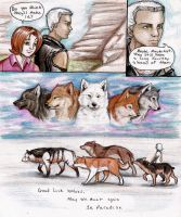 Wolf's Rain Next Generation98 by NatsumeWolf