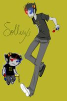 Sollux Captor by jesserine0598