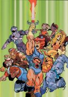 thundercats by PageACharmedOne