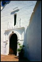 Mission San Diego by lensesforeyes