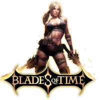 Blades of Time Game Icon v2 by Ni8crawler