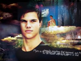 Jacob Black by izzzolda