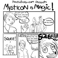 Mysticon is MAGIC part 3 by starlightv