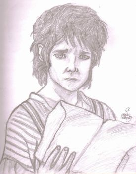 Bilbo Baggins II by AnimePortraits