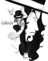 Galley-La Foreman, Rob Lucci by KaleiC