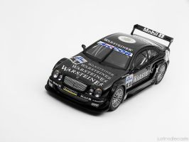 Mercedes-Benz CLK DTM by FordGT