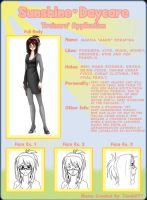 SD: trainer profile by Wing-shadow