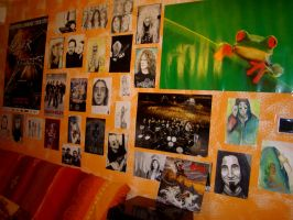 Wall in my room by Red-Szajn