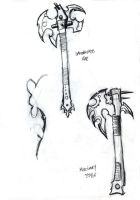 Misc Weapons 10 by Gerak