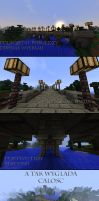 Minecraft: Most by Kelo821