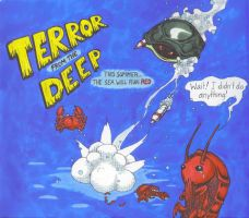 Terror from the Deep by Scuter