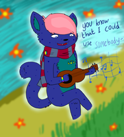 Use somebody by MannieTheLeopard