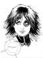 Domino  SDCC pre show commission 2016 by aethibert