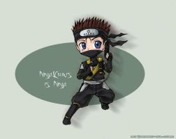 the way of the ninja by Resident-evil-STARS