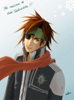 lavi - d.gray-man by Izaskun