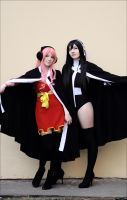Witch's sin: Ultear and Meredy by MadnessEyes