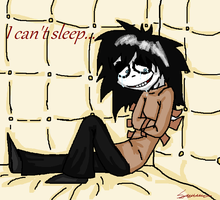 I can't sleep... by icelandicghost
