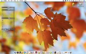 Fall Desktop by ianr7golf