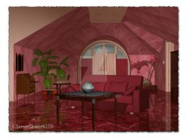 Pink Room by Ecathe