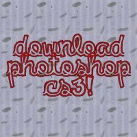 Photoshop cs3 by desiredwings