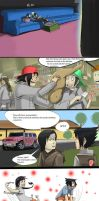 Sasukes punishment: Neji pt 2 by The-third-eskimo
