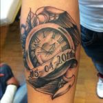 clock forearm by WillemXSM